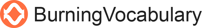 Burning Vocabulary's Logo
